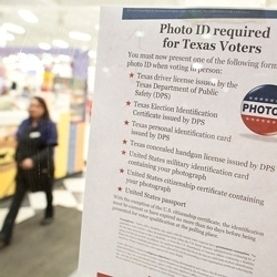 Read: Voter I.D. Law Confused Texans