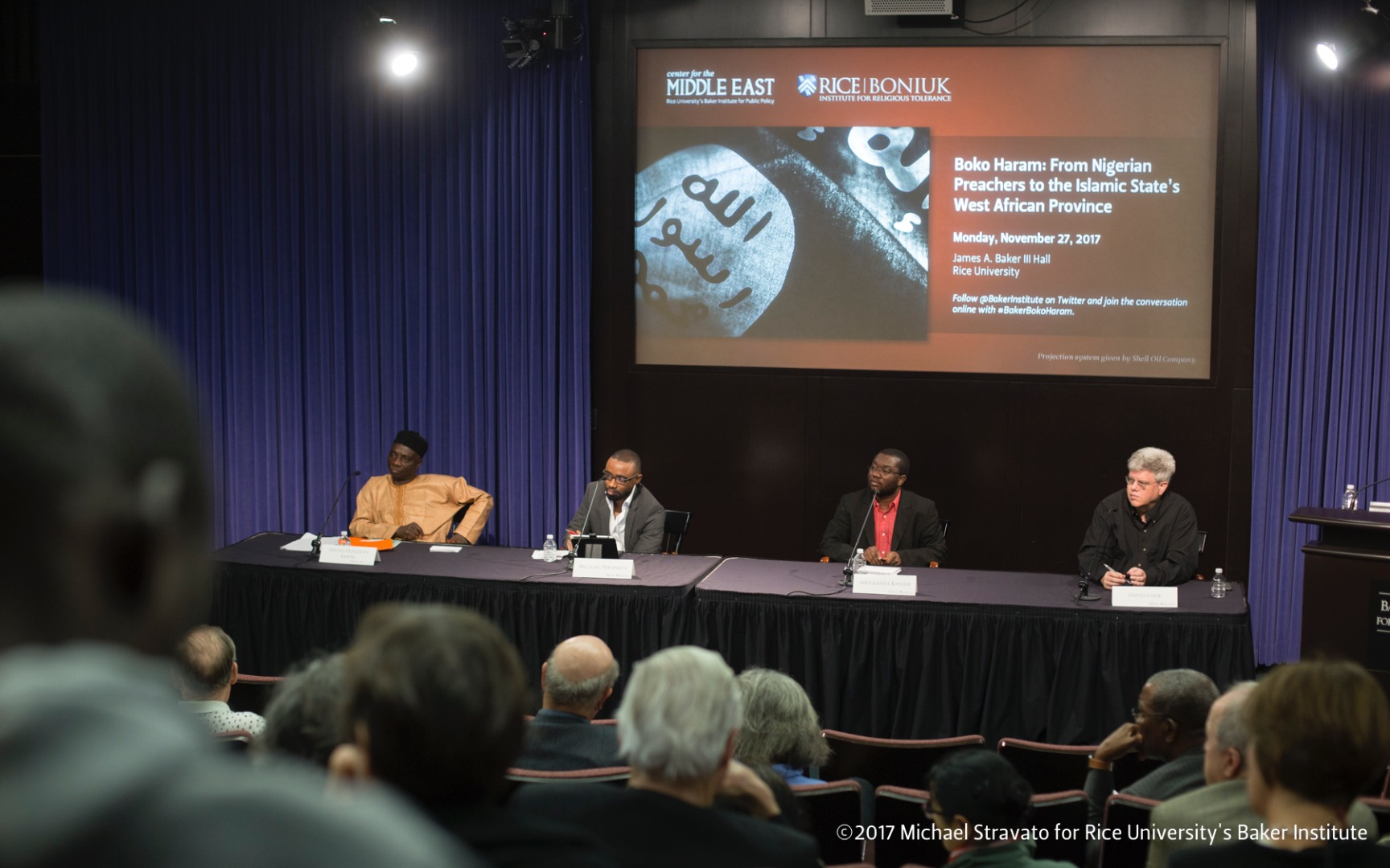 Panelists discuss Boko Haram