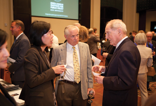 Fall Roundtable Reception 2011 - Vivian Ho