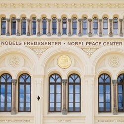 Representation and the Nobel Prize.