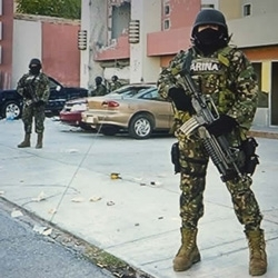 "A ""Failed State"" in Mexico: Tamaulipas Declares Itself Ungovernable."