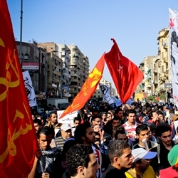 The Arab Spring and the changing balance of global power