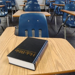Here's the Fringe Theology Kids are Learning in Texas Schools