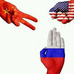 The China-US-Russia Relationship.