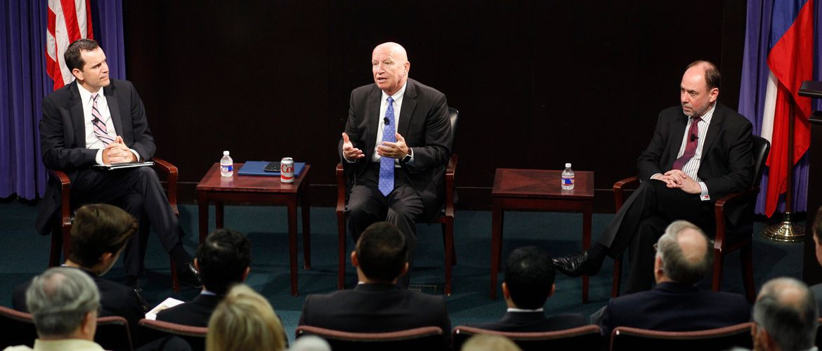 Rep. Kevin Brady on Reforming the U.S. Tax Code