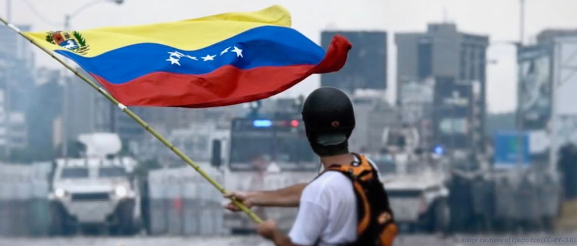 Podcast: Economic & Political Crisis in Venezuela