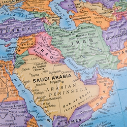 Coronavirus spreads in the Middle East