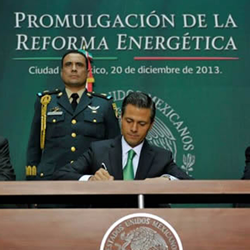 Regulating energy in Mexico