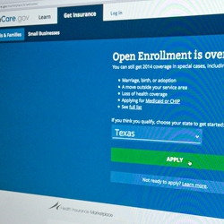 Survey: Most Texans aware of health insurance marketplace