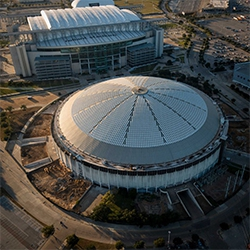 2014 NRG Astrodome Survey
