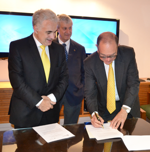 Baker Institute partners with FGV
